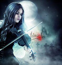 Vale Of Tears by EvanescentAngel