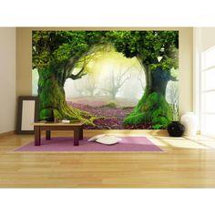 Fotomural Fantasy para para los soñadores reales #fotomural #fotomurales #wallpapers