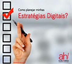 Como planejar estrategias digitais?