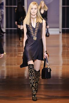 Versace Fall 2014 Ready-to-Wear