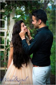 "Vishal Kirpal Photography ""Portfolio"" Love Story Shot - Bride and Groom in a Nice Outfits. Best Locations WeddingNet #weddingnet #indianwedding #lovestory #photoshoot #inspiration #couple #love #destination #location #lovely #places"