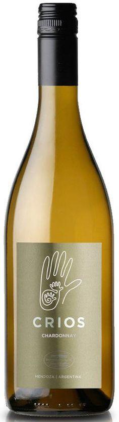 """""""Crios"""" Chardonnay 2012 - Bodega Dominio del Plata, Luján de Cuyo, Mendoza------------------- Terroir: Los Arboles & San Pablo (Tunuyán)--------------------- Crianza: 30% en contacto durante 3 meses en roble Francés y 70 % sin paso por madera."""