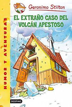 El extraño caso del volcán apestoso: Geronimo Stilton 39 (Spanish Edition) by Geronimo Stilton, http://smile.amazon.com/dp/B00BWSAFP4/ref=cm_sw_r_pi_dp_Zdofvb1CGJE39
