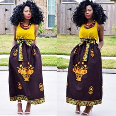Hey, I found this really awesome Etsy listing at https://www.etsy.com/listing/258381798/african-skirt-maxi-skirt-african-maxi