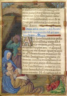 Beautiful Illuminated Manuscripts