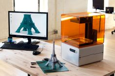 Form 1 High Resolution 3D Printer