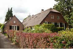 Hallenhuis boerderij met bakhuis