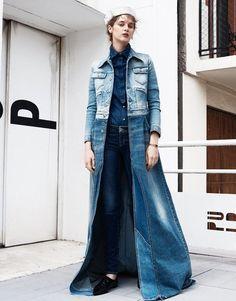 Креативные джинсовки (трафик) / Курточные переделки / ВТОРАЯ УЛИЦА