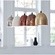 Beautiful Industrial Pendant Lamp (metallic, Chrome)