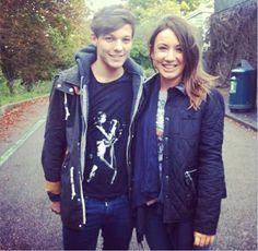 #19 - Louis with a fan