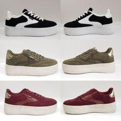 purchase cheap 846f7 5eaa8  Avance  temporada  otoño2018  invierno2018  mustang  fw18  zapatillas   deportivas
