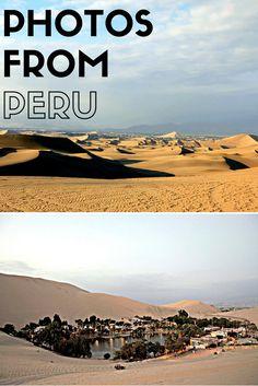19 photos from Peru