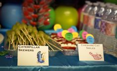 Photo 4 of 87: Alice in Wonderland, Mad Tea Party / Birthday Emmas Onederland | Catch My Party