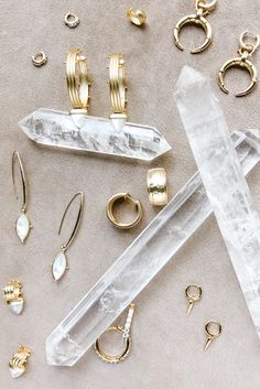 Ashley Childers Jewelry   Wear What You Love Fall Jewelry, Jewelry Box, Jewelry Accessories, Statement Earrings, Pearl Earrings, Jewelry Stores, Jewelry Websites, Gold Dipped, Matte Gold