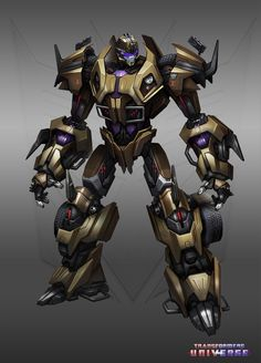 GMOnbWG Transformers Universe Gaame New Character Concept Art