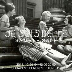 Je Suis Belle