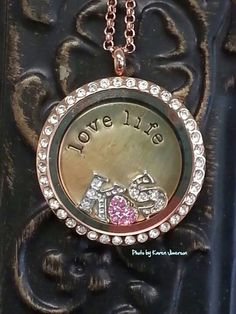 Getting married? Want to show your love for your children? Here's a great locket idea! SHOP ONLINE @ mirandamoran.origamiowl.com