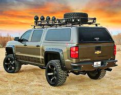 Bug Out Vehicles: Lessons Learned From These Badass Setups – PerfectCars Truck Mods, Diesel Trucks, Cool Trucks, Chevy Trucks, Pickup Trucks, F150 Truck, Lifted Trucks, Pickup Camper, Camper Van