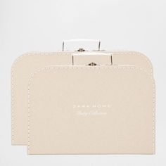 Beige Briefcase - To Organise - Decoration | Zara Home United Kingdom