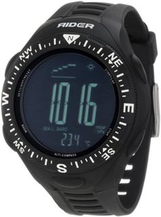 Rockwell Time Unisex RIR102 Rider MultiFunction Digital Sports Watch *** Find out more about the great product at the image link.