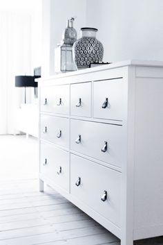 Tuunaa Ikean Hemnes lipasto!
