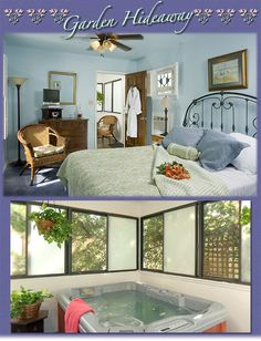 Love this blue for the guest bedroom.