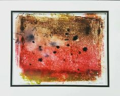 Cotton Turner, The Printmaker ~ Visual Artist & Instructor ~ Water Mellon, Red Dots, Cows, Printmaking, Fine Art Prints, Art Gallery, Texas, Sunday, Ink