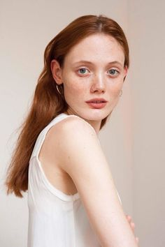 "Kira Fox. 23 New Models Who Are About To Do The Damn Thing #refinery29  http://www.refinery29.com/new-models-nyfw-2016#slide-4  Who: Kira FoxAgency: Silent Models NYInstagram: @kirafox19Kira Fox is the redheaded answer to the dark period that followed <a href=""https://www.instagram.com/abbeylee/?..."
