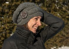 PATRON tuque beanie, patron chapeau beanie, torsade, tuque pour femme, chapeau pour femme, tuque d'hiver bonnet d'hiver bonnet pour elle by LesCreationsManon on Etsy