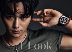 2015.03, 1st Look, Byun Yo Han