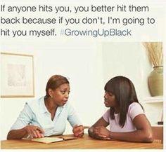 #growinguplatinoANDblack