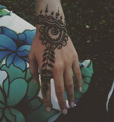 #henna #hennatattoo