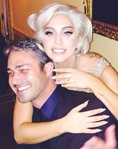 Lady Gaga's fiancé Taylor Kinney shares an amazing new engagement photo -- see it here and check out Us Weekly's five must-know facts about the hunk