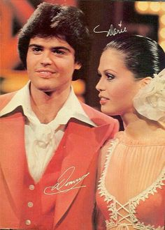 Donny and Marie Osmond 1978