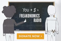 How to Screen Job Applicants, Act Your Age, and Get Your Brain Off Autopilot: A New Freakonomics Radio Podcast | http://freakonomics.com/?s=how+to+screen+&x=0&y=0