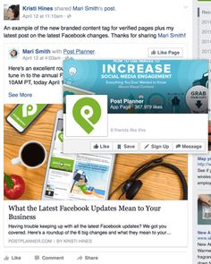 Facebook Branded Content: What Marketers Need to Know—Details>