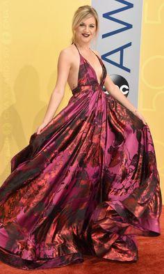 kelsea ballerini CMA dress 2016