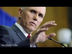 BREAKING! VP MIKE PENCE MADE HISTORY AS THE FIRST VICE PRESIDENT IN THE ...
