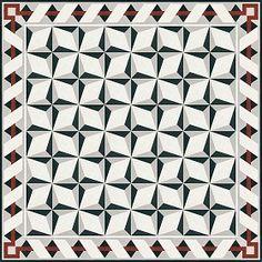 Textures   -   ARCHITECTURE   -   TILES INTERIOR   -   Cement - Encaustic   -  Cement - Cement concrete tile texture seamless 13319