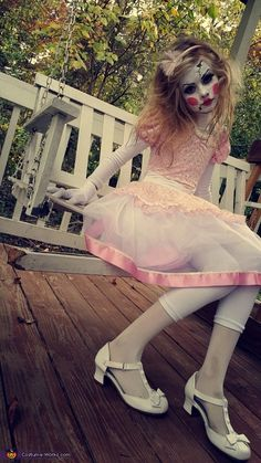 Porcelain Doll, Porcelain Doll Costume