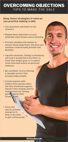 57d0e30068b Grow Your Business  Overcome Objections to Personal Training