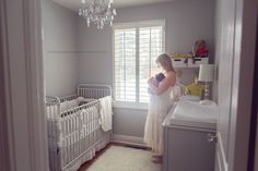 Cambridge Children's Photographer And small but sweet baby room