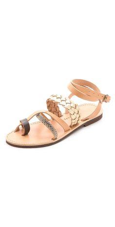ISAPERA Lemonia Strappy Sandals | SHOPBOP