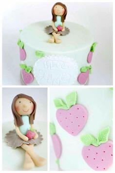 kopenka strawberry cake