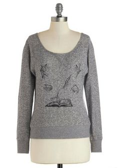Stories Transformed Sweatshirt, #ModCloth