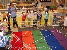 Learning and Teaching With Preschoolers: Spider