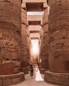 Travel inspiration - Egypt - couple