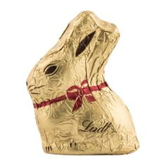 Lindt Mini Chocolate Gold Bunny Chocolate Gold, Bunny, Easter, Mini, Clothes, Outfits, Cute Bunny, Clothing, Easter Activities