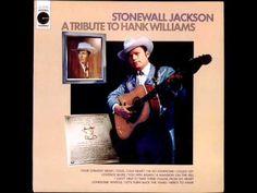 "Stonewall Jackson ""Here's To Hank"""