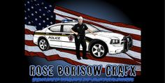 BEHIND THE TRIBUTES TEAM LET member, Officer Rose Borisow creates the graphics for our fallen officer and fallen K-9 articles. Last year, Officer Borisow created 130+ graphics for fallen officer articles, as well as creating numerous retirement prints Read More: http://www.lawenforcementtoday.com/2014/04/06/behind-the-tributes/